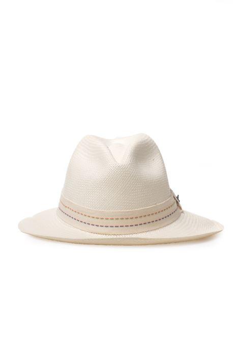 Cappello Panama Panama hatters | 5032318 | MI-CL-CLA#16WHITE