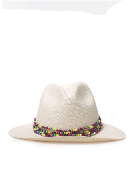 Cappello Panama Panama hatters | 5032318 | MI-CL-CLA#35WHITE