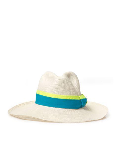 Cappello Panama Panama hatters | 5032318 | MI-CL-CLA-BL#22WHITE