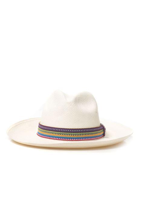 Cappello Panama Panama hatters | 5032318 | MI-CL-CLA-BL#27WHITE