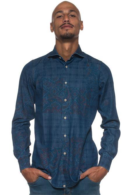 Camicia casual Vanacore | 6 | SNFS SASA/MS-B125001