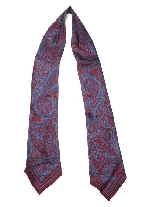Ascot scarf Ermenegildo Zegna | 5032240 | ASC-Z8I24RE2