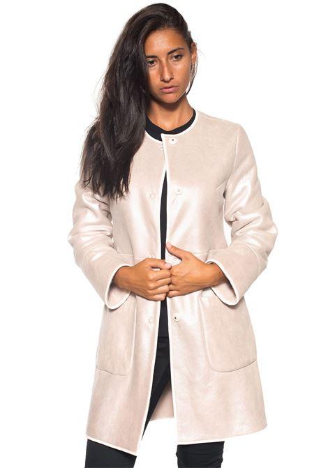 Shearling jacket Antonella Ponzi | 20000061 | MON001AHROSA