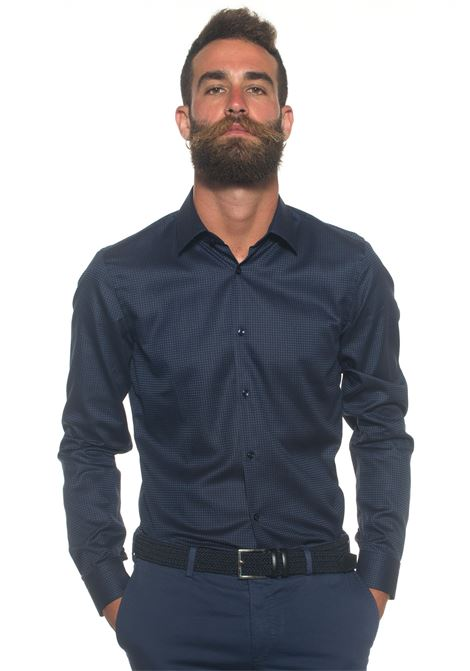 Dress shirt BOSS | 6 | ISKO-50374821410