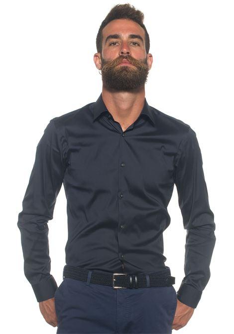 Camicia classica da uomo BOSS by HUGO BOSS | 6 | ISKO-50375210410