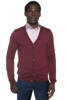 Cardigan bottoni BOSS by HUGO BOSS | 39 | MARDON N-50373729606