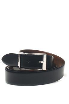 Leather belt BOSS by HUGO BOSS | 20000041 | OMBEL OR35-50370121210
