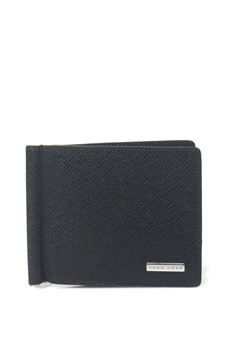 Wallet with money clip BOSS by HUGO BOSS | 63 | SIGNATURE 6-50311740001