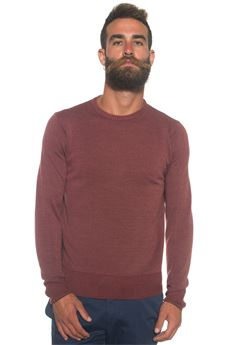 Round-neck pullover Canali | 7 | C0012-MK00440900