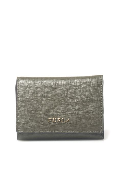 Wallet small size Furla | 63 | BABYLON-PR83-B30SALVIA