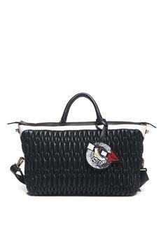 Medium-size leather bag Furla | 31 | BLOGGER-BME7PT1ONYX