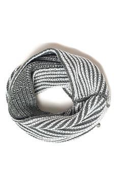 Sciarpa ad anello Guess | 77 | AW6822-WOL03GRY