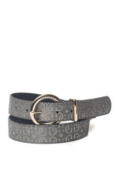 Buckle belt with logo detail Guess | 20000041 | BW6708-VIN30PEW