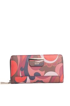 Zip wallet Guess | 63 | SWPP66-83630PAI