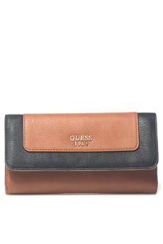 Portafoglio con zip Guess | 63 | SWVG67-84660CGM