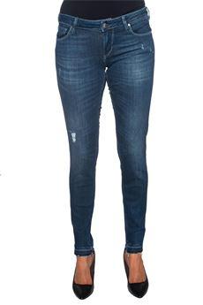 Jeans 5 tasche con rotture Guess | 24 | W73043-D2N61SLJO
