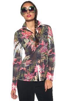 Camicia da donna fantasia Guess | 6 | W73H49-W70Q0PV46