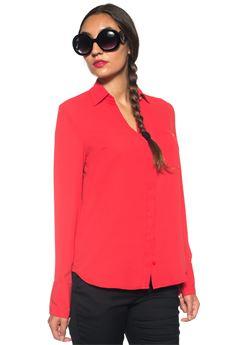 Camicia da donna Guess | 6 | W73H63-W8RR0B525