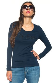 T-shirt girocollo Guess | 8 | W73I14-J1300A716