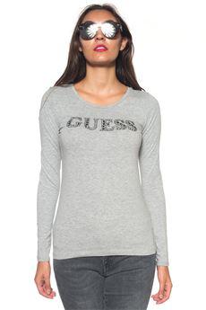T-shirt girocollo Guess | 8 | W73I14-J1300M94