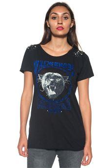 T-shirt girocollo Guess | 8 | W73I74-K5HO0A996