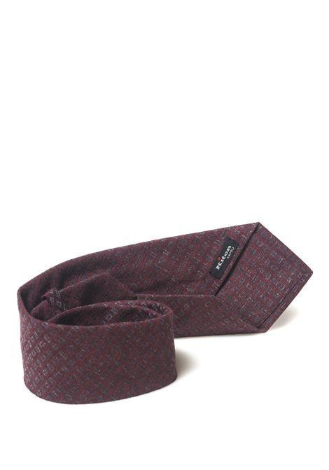 Cravatta Kiton | 20000054 | KP8,5-5E435