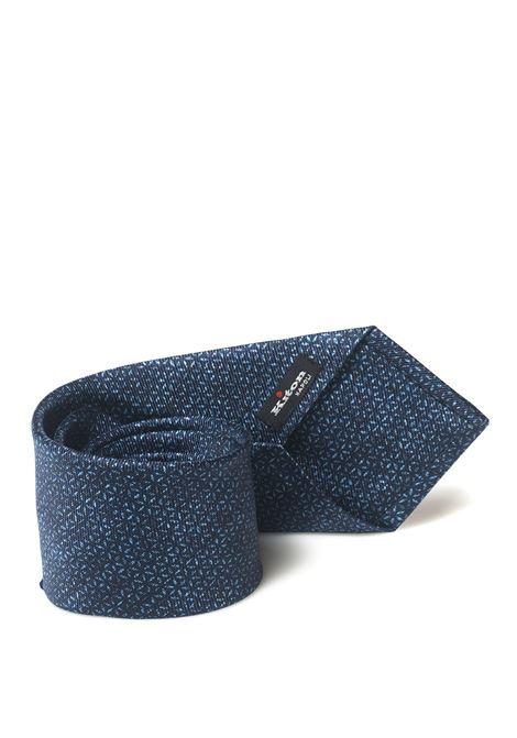 Cravatta Kiton | 20000054 | KP8,5-5E912