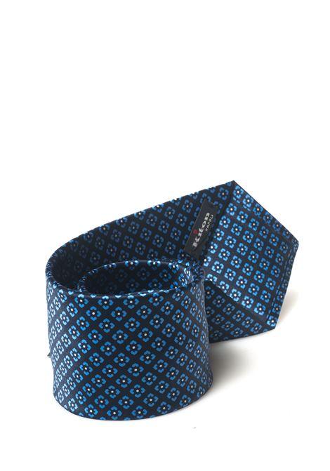 Cravatta Kiton | 20000054 | KP8,5-6E432