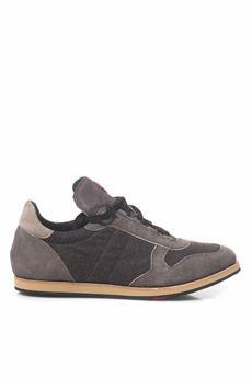 Scarpa sneaker in pelle Kiton | 5032317 | USSNPNTN0028402004