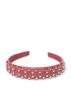 Cerchietto con applicazioni Red Valentino | 5032240 | NQ2J0315-STZ017