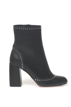Leather shoe boot Red Valentino | 5032324 | NQ2S0953-VIB0NO