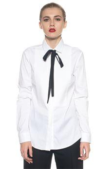 Camicia da donna in cotone Red Valentino | 6 | NR3AB180-1WQ001