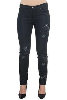 Jeans 5 tasche con rotture Red Valentino | 24 | NR3DE01C-369BD0