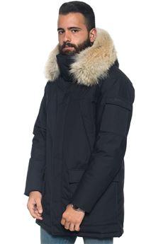 Coat Woolrich | 20000057 | WOCP2615-TC60348