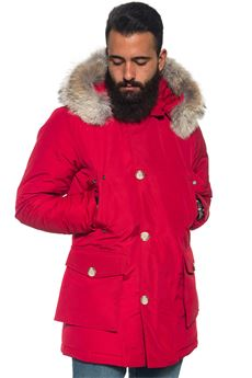 Arctic Parka Df Woolrich | 20000057 | WOCPS1674-CN01RED