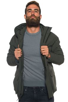 Stretch Mountain Jacket Woolrich | -276790253 | WOCPS2579-ST026377