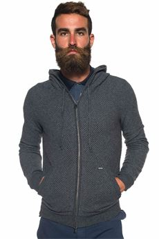 Cardigan zip Woolrich | 39 | WOMAG1736-MY01112