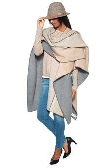 Reversible cape Woolrich | 52 | WWACC1343-AC02879 RIGA