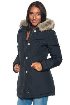 Coat Woolrich | 20000057 | WWCPS1446-CN02DKN