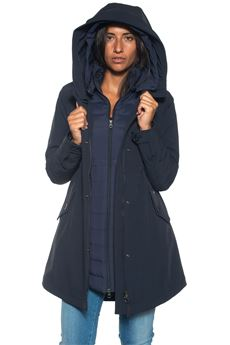 W'S Stretch Eskimo 3-in-1 Woolrich | 20000057 | WWCPS2484-ST023126