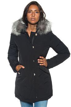 W\'S Luxury Arctic Parka Fox Woolrich | 20000057 | WWCPS2510-SM20100