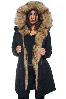 W'S Luxury Boulder Coat Woolrich | 20000057 | WWCPS2522-SM20100