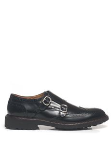 Leather shoes Angelo Nardelli | 12 | 82232-G800599