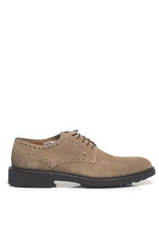 Leather shoes Angelo Nardelli | 12 | 82233-G864382
