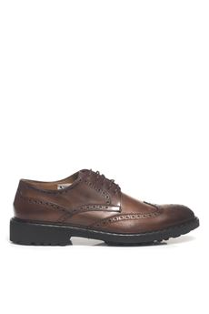 Leather shoes Angelo Nardelli | 12 | 82234-G847175