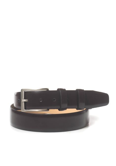 Leather belt Angelo Nardelli | 20000041 | 83420-G800870