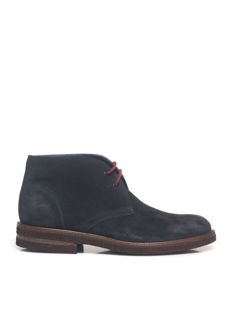 Suede ankle boots Angelo Pallotta | 12 | 1035-1BLU