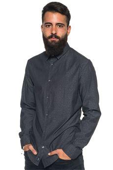 Camicia microfantasia Armani Jeans | 6 | 6Y6C09-6N3WZ2904