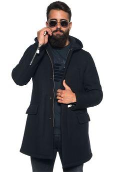 Woolen coat Armani Jeans | 20000057 | 6Y6L65-6NKAZ1548