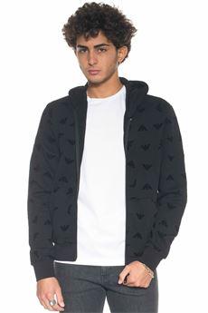 Sweatshirt with hood Armani Jeans | 20000055 | 6Y6M67-6JEBZ1200